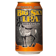 Big Sky IPA Can