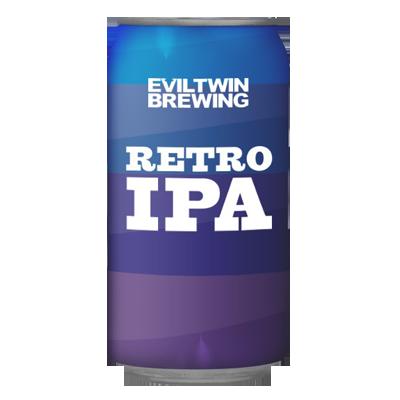 Evil Twin Retro IPA