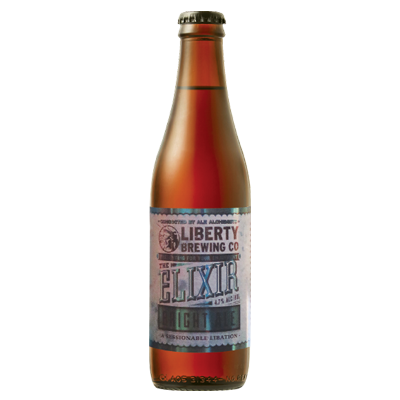 Liberty Elixir Bright Ale