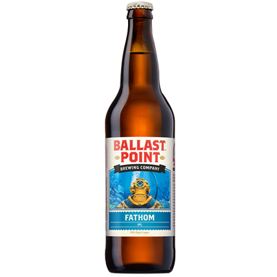 58b5d211f Buy Ballast Point Fathom India Pale Lager in Australia - Beer Cartel