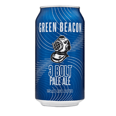 Green Beacon 3 Bolt Pale Ale