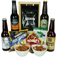 Craft Beer & Bites Hamper