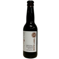 Emelisse White Label Imperial Russian Stout Port Charlotte Barrel Aged