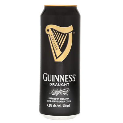 Guinness Draught Can 440ml