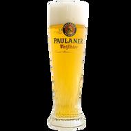 Paulaner Wheat Beer Glass