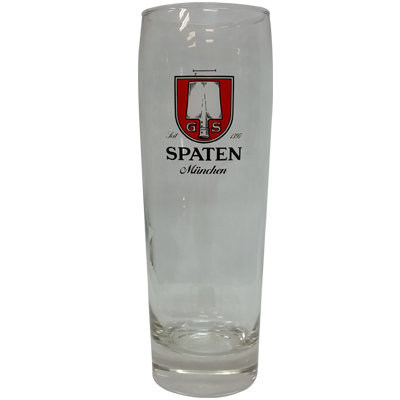 Spaten Glass Stange