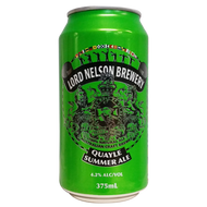 Lord Nelson Quayle Summer Ale Can