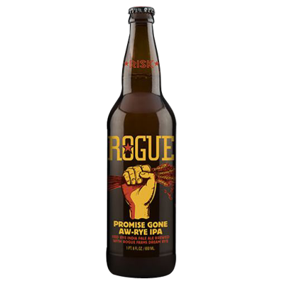 Rogue Promise Gone Aw-Rye IPA