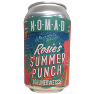 Nomad Rosie's Summer Punch