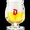 Duvel L'art De Detail Beer Glass