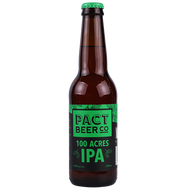 Pact Beer Co 100 Acres IPA