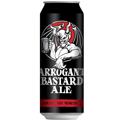 Arrogant Shop buy stone brewing arrogant bastard ale 470ml can in australia - beer