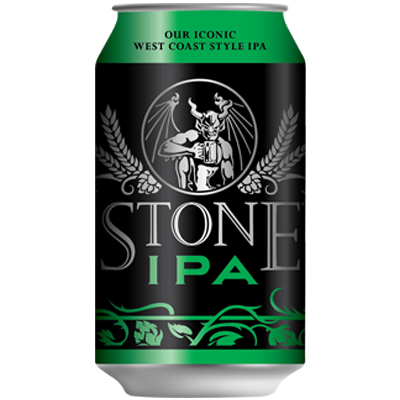 Stone IPA 355ml Can