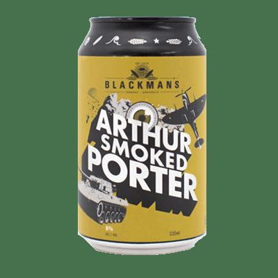 Blackman's Arthur Smoked Porter