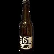 961 Beer Black IPA