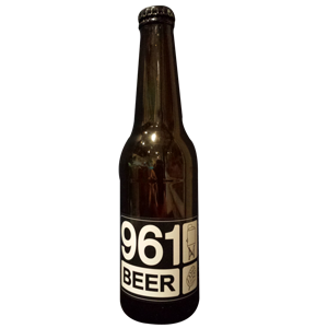 961 Beer Black IPA