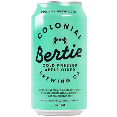 Colonial Bertie Apple Cider