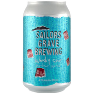 Sailors Grave Whisky Sour Berliner Weisse