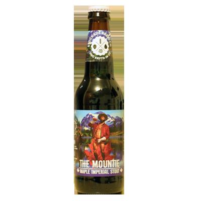 Stockade The Mountie Maple Imperial Stout
