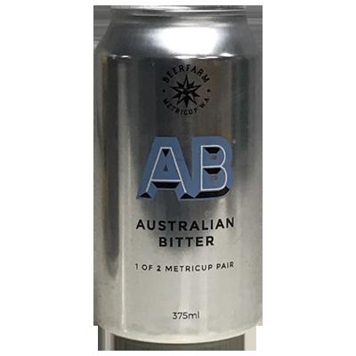 Beer Farm Australian Bitter