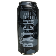 Batch Brewing India Black Ale 440ml Can