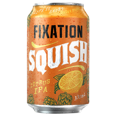 Fixation Squish Citrus IPA