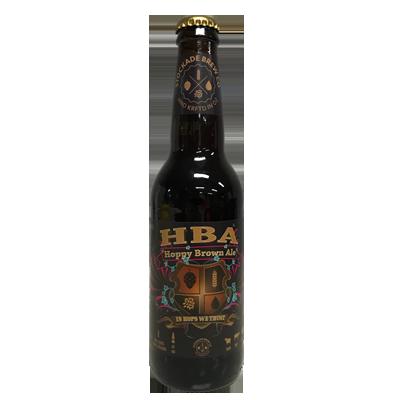 Stockade Hoppy Brown Ale