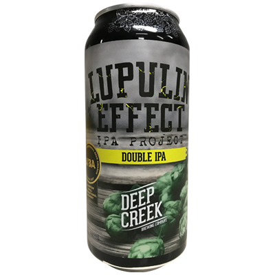 Deep Creek Lupulin Effect Double IPA