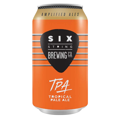 Six String Tropical Pale Ale