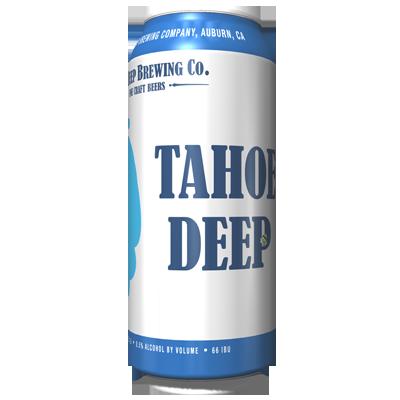Knee Deep Tahoe Deep Imperial IPA