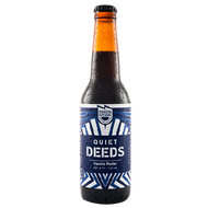 Quiet Deeds Vanilla Porter 330ml Bottle