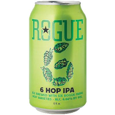 Rogue 6 Hop IPA 355ml Can