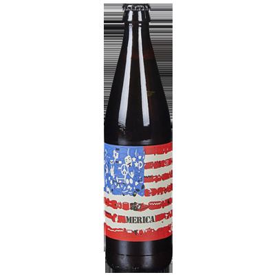 Prairie 'Merica American Farmhouse Ale