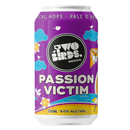 Two Birds Passion Victim Summer Ale