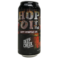 Deep Creek Hop Oil Hoppy McHopFace IPA