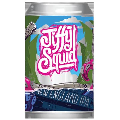 Mornington Jiffy Squid New England IPA