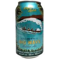 Kona Big Wave Golden Ale Can