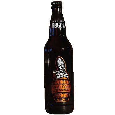 Rogue Dead 'N' Dead Barrel Aged Dead Guy Ale