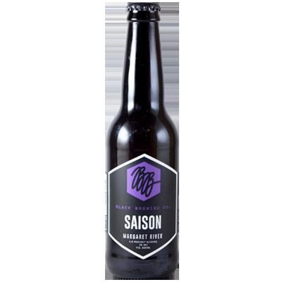 Black Brewing Saison