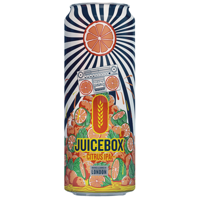 Fourpure Juicebox Citrus IPA