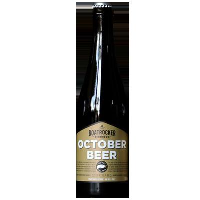 Boatrocker/Goose Island October Beer