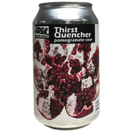 Edge Brewing Thirst Quencher Pomegranate Sour