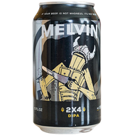 Melvin 2x4 Double IPA
