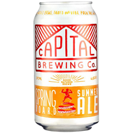 Capital Spring Board Summer Ale
