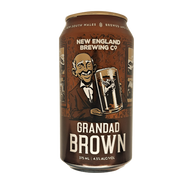 New England Grandad Brown Ale