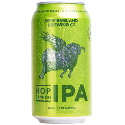 New England Hop Cannon IPA