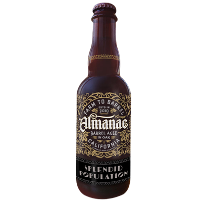 Almanac Splendid Population Imperial Sour Blonde