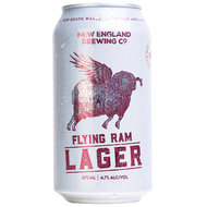 New England Flying Ram Lager