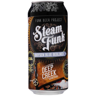 Deep Creek Steam Funk Boysen Blue Berliner