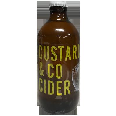 Custard & Co Original Apple Cider
